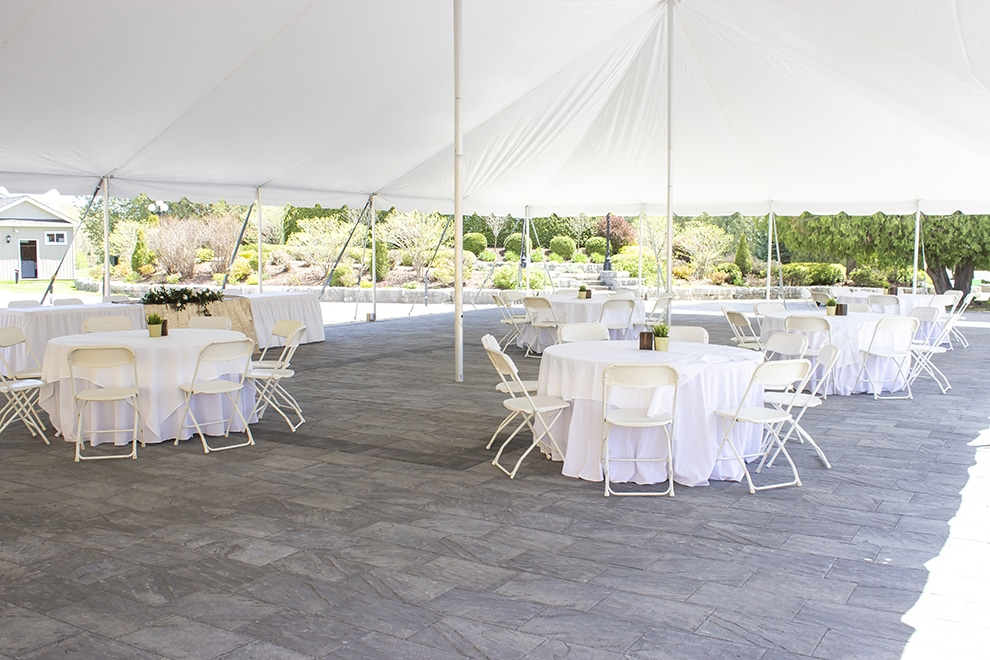 Tented Space
