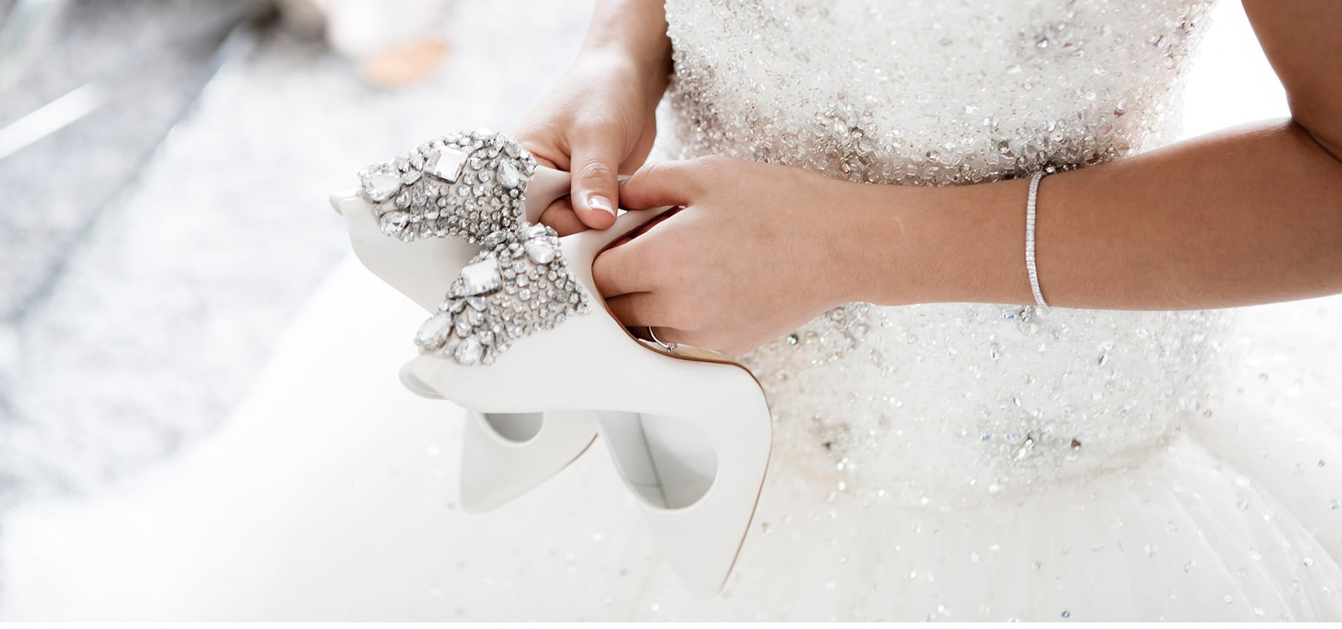 Hero image for 4 Things to Consider When Choosing Your Wedding Accessories