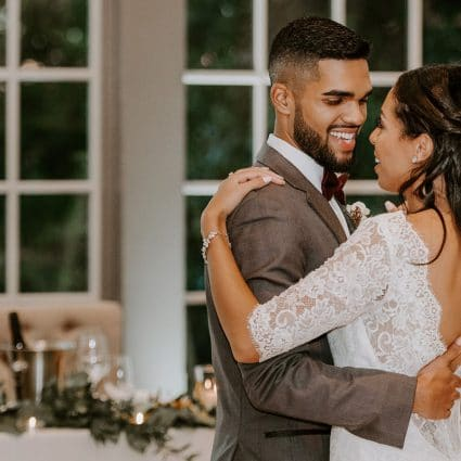 Ever After Photographers featured in Emily and Tyson's Romantic Wedding at The Doctor's House