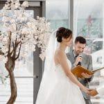 Thumbnail for Virginia and Robert's Elegant Wedding at Hotel X