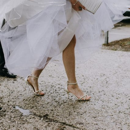 Thumbnail for 5 Ways to Prepare for Rain on Your Wedding Day