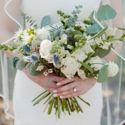 Thumbnail for How to DIY Your Own Wedding Bouquet