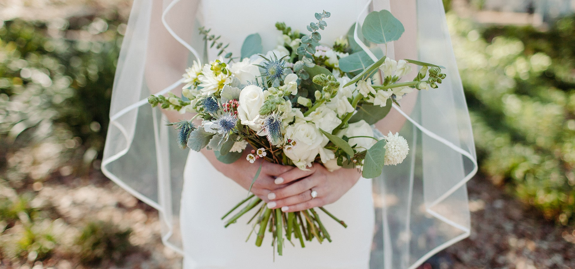 Hero image for How to DIY Your Own Wedding Bouquet