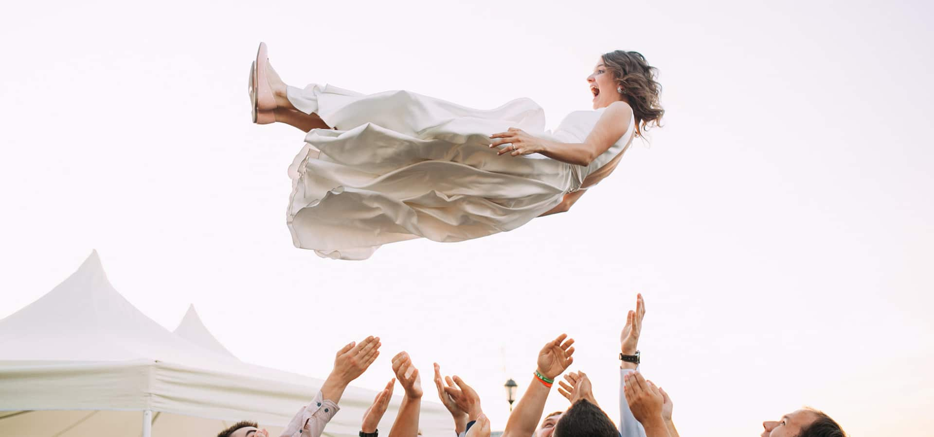 Hero image for 10 Fun and Unique Entertainment Ideas for your Wedding