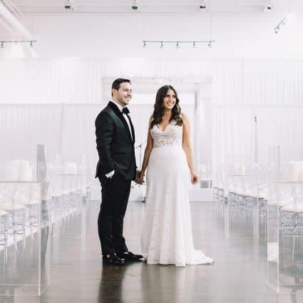 Thumbnail for Sami and Jordan's Romantic Wedding at The Warehouse Event Venue