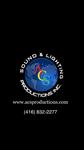 ACS Productions Sound and Lighting Inc