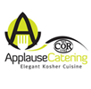 Logo of Applause Kosher Catering