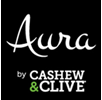 Logo of Aura by Cashew & Clive