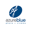 Logo of Azure Blue Photo + Cinema