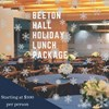 Holiday lunch package