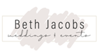 Beth Jacobs Weddings & Events