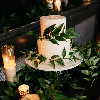 Bisous Events - cake