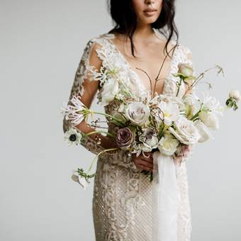 Bisous Events - bouquet