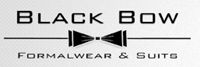 Black Bow Formal Wear