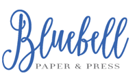 Bluebell Paper & Press