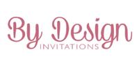 By Design Invitations