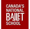 Logo of Canada's National Ballet School