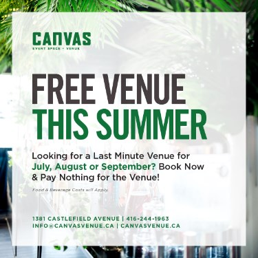 Free Venue this Summer