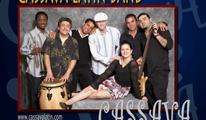Cassava Latin Music