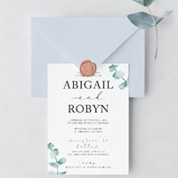 Sweet invitation suite savings!