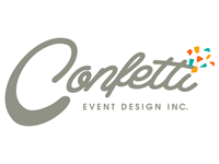 Confetti Event Design