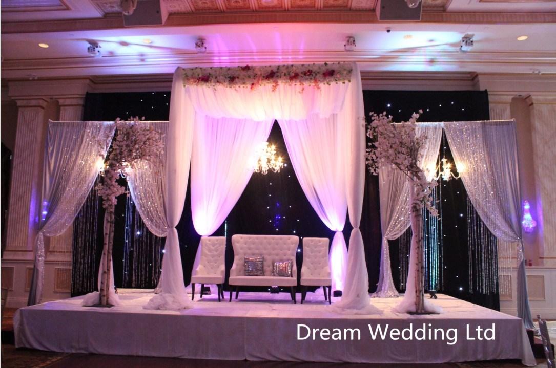 Dream Wedding Ltd Markham Backdrops Drapery