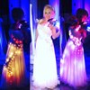 LED Gown & Electric Violin Performance