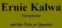 Ernie Kalwa Jazz Trio