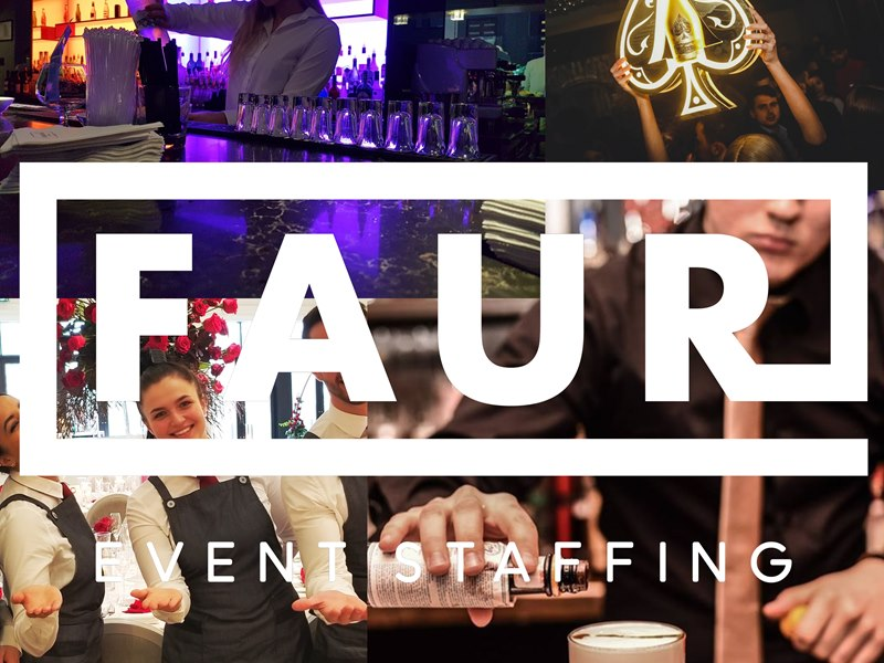 Carousel images of FAUR Event Staffing