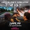 Virtual Reality Race Simulator