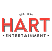 Logo of Hart Entertainment