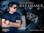 Illusionist Ray Chance