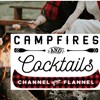 COCKTAILS and CAMPFIRES