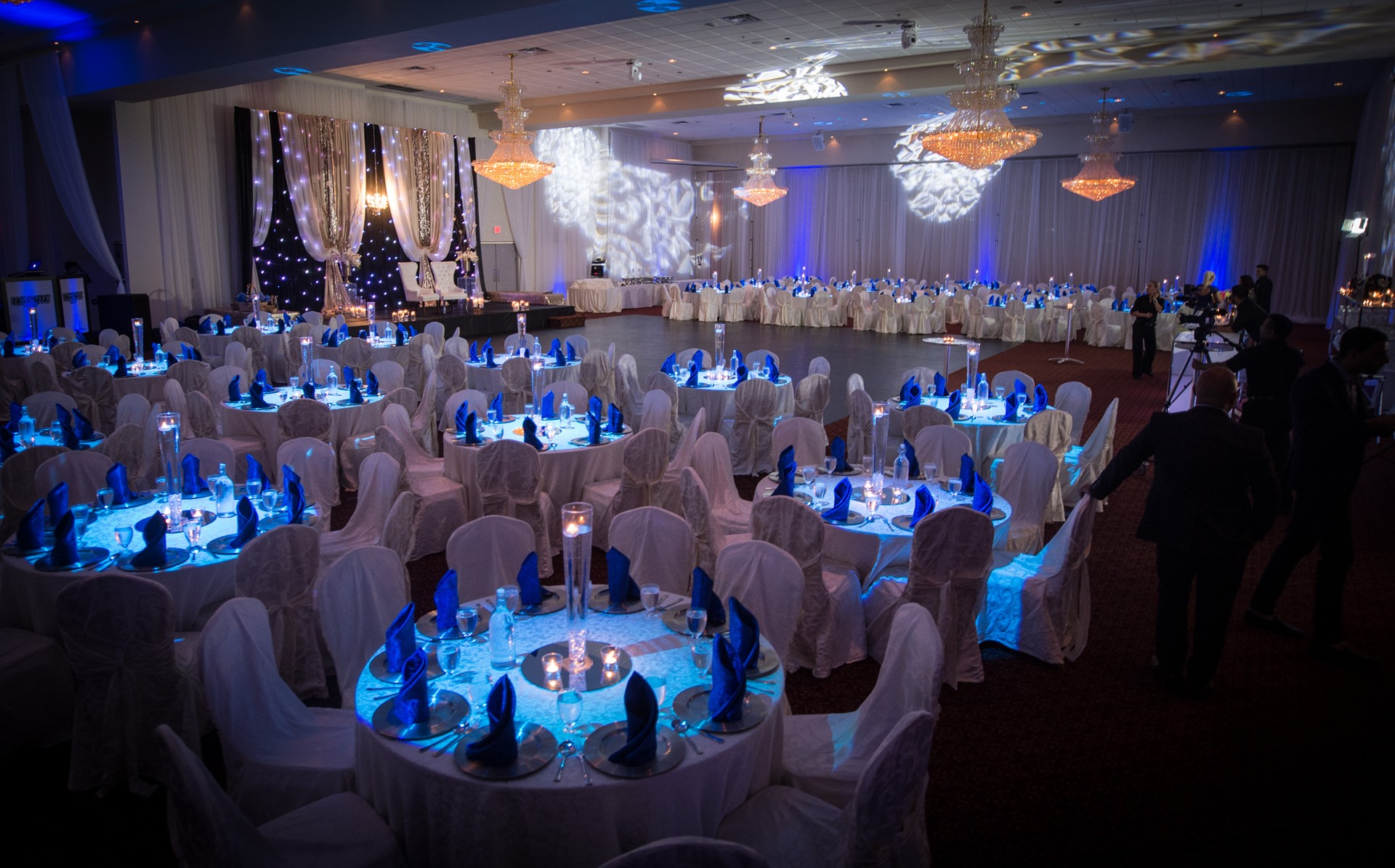 Lakeshore Convention Centre, Mississauga, Banquet Halls