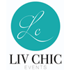 Logo of Liv Chic Events