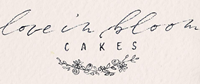 Love in Bloom Cakes