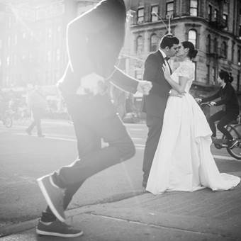 NYC Downtown Wedding Photojournalism