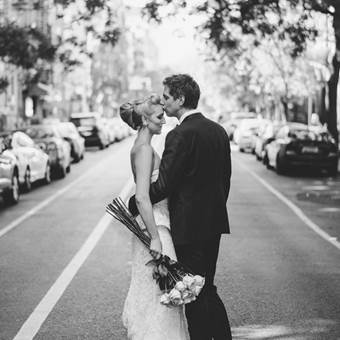 Elegant and timeless New York wedding