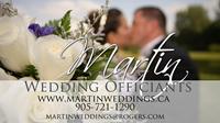 Martin Wedding Officiants