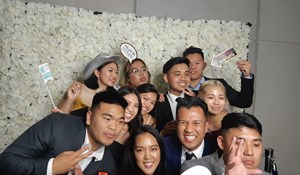Musically In Motion Photo Booth