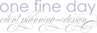 One Fine Day Event Planning & Design Inc