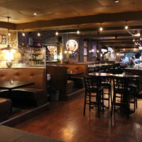 Book the entire bar area for your Private New Years Party