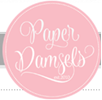 Logo of Paper Damsels