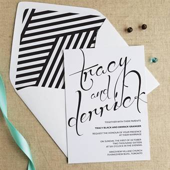PaperWenches Invitations