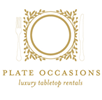 Plate Occasions
