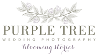 Purple Tree Wedding Photography
