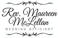 Rev. Maureen McLellan - Wedding Officiant