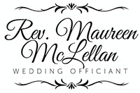 Rev. Maureen McLellan - Wedding Officiant