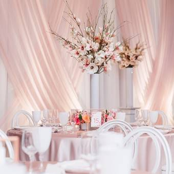 Rose Petal Decor