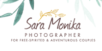 Sara Monika Photographer Title